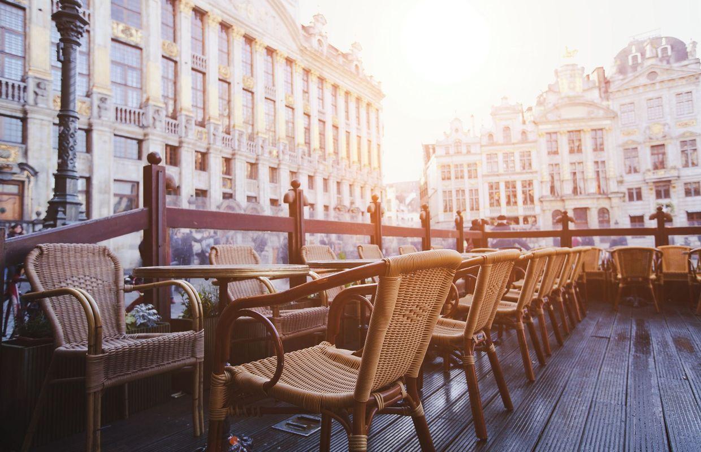 Partir à l'assaut des meilleurs resto-bar de Bruxelles